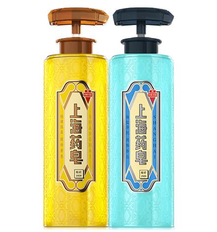 上海药皂硫磺液体香皂