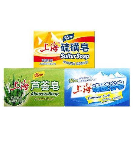 125克上海香皂系列